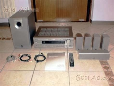 Amplificatore yamaha dolby sintoamplificatore dsp a595a
