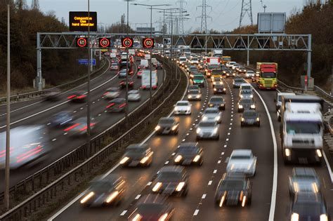 Smart motorways to be extended