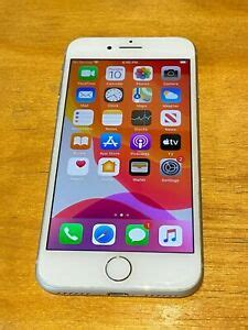 Apple Iphone 8 64GB White Sprint A1863 Excellent Condition