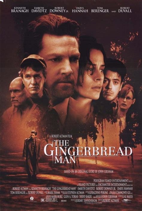 The Gingerbread Man Movie Posters From Movie Poster Shop