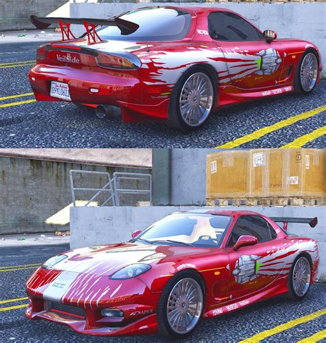 The Fast and the Furious Cars Pack 2 [Add-On | Animated