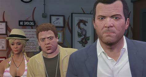 Mistakes In Grand Theft Auto V You Never Noticed | TheGamer
