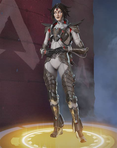 Here are all of Horizon's legendary and epic skins in Apex