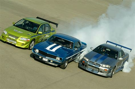 """Top 20 Cars of """"The Fast and the Furious"""" Series - Motor Trend"""