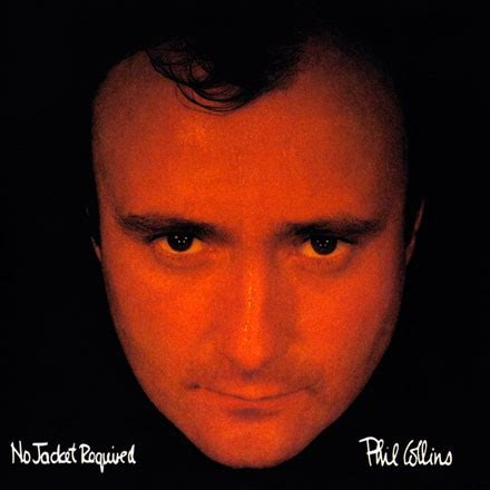 Phil Collins has recreated six of his solo album covers