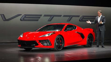 2020 Corvette C8 Still Isn't Sold Out, But There Aren't