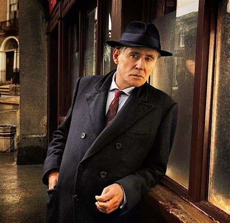 Quirke – Gabriel Byrne stars in this tedious miniseries