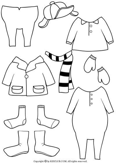 Froggy Gets Dressed Coloring Page | Reading/language arts