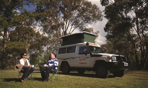 Apollo 2p Trailfinder Camper 4WD - Totally 4WD Campers