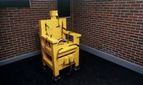 In Tennessee, the Electric Chair Reemerges as an Option
