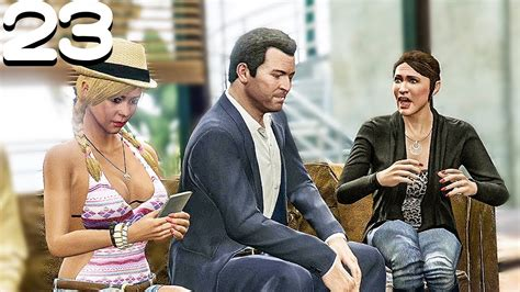 Michael Reunites With His Family - Grand Theft Auto 5