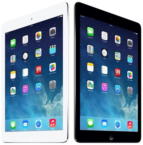 Apple iPad Air A1474 128GB - Specs and Price - Phonegg