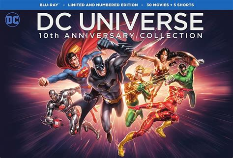 DC Universe: 10th Anniversary Collection (DigiBook)