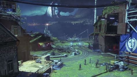 'Destiny 2' Hub is Called The Farm and Has a Proper
