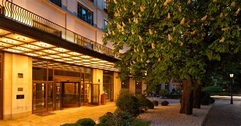 The Charles Hotel Munich in Muenchen, Germany